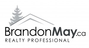 Logo Design by Vancouver Island Designs for Brandon May