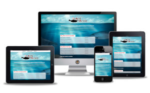 atp bait and tackle website design