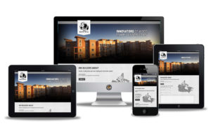 090 builders group website design
