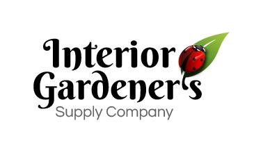 Interior Gardeners logo design