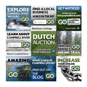 gocampbellriver ad design