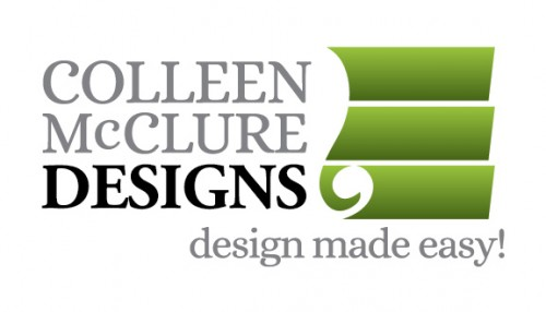 logo design for Colleen McClure Designs
