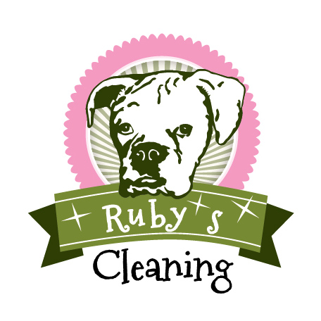 logo design for Rubys Cleaning