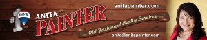 newspaper header for Anita Painter
