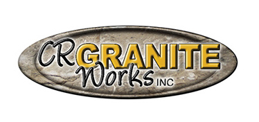 Logo design for CR Granite Works by Shelby
