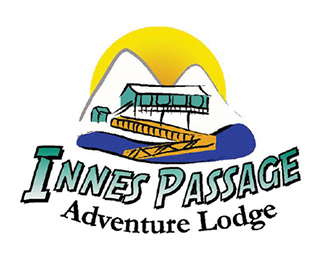 Logo design for Innes Passage Adventure Lodge by Shelby