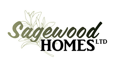 Sagewood Homes Logo design by Shelby