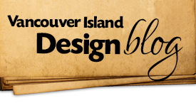Vancouver Island Designs Website design blog