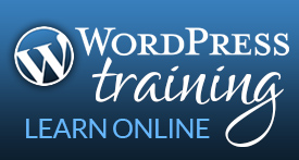 online Wordpress training at Vancouver Island Designs